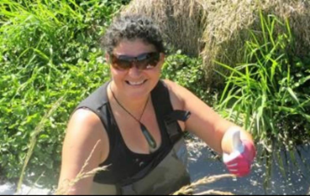UC student explores native crayfish sustainability