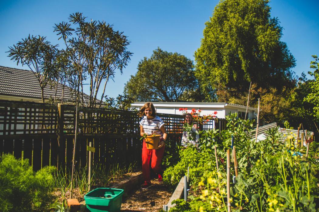 Waiutuutu Community Garden