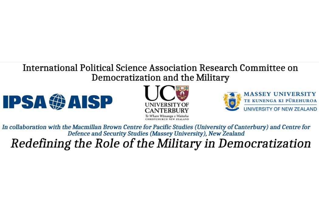 Redefining the role of the military conference
