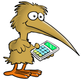 Kiwi Math Competition Icon