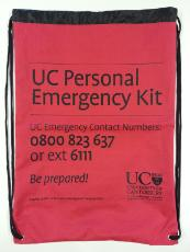 UC Personal Emergency Kit