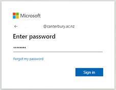 LinkedIn - Password