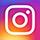 Instagram colour logo 40px