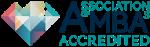 AMBA logo accredited