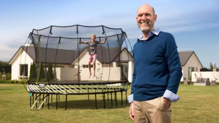 The Trampoline Story