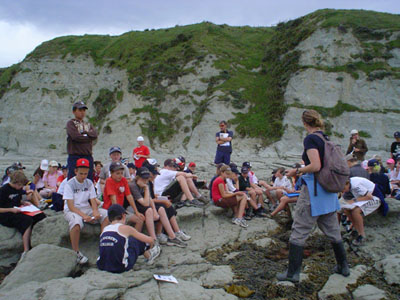 Marine Ecology Research Group