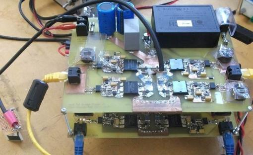 Pulse generator for cancer therapy