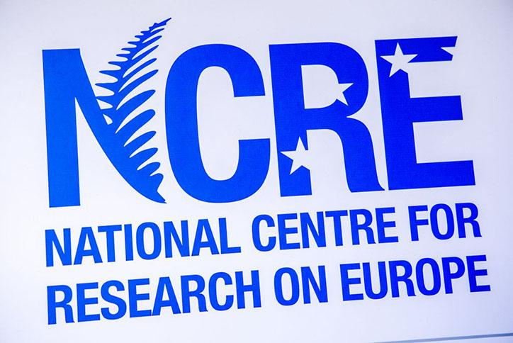 NCRE National Centre for Research on Europea logo