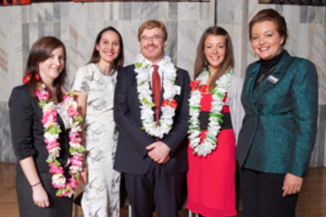 UC graduates among Fulbright scholars