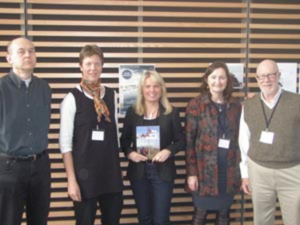 Warm reception for new polar studies journal in Iceland