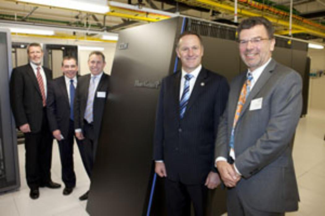 Major supercomputing boost for UC