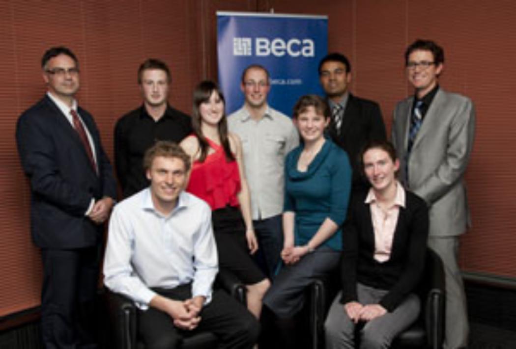 Beca rewards young UC engineers
