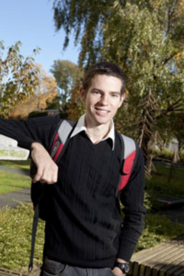 UC student awarded major scholarship