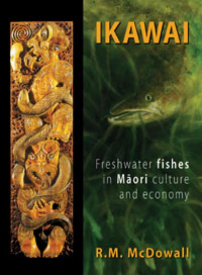 Watershed book from freshwater fisheries expert