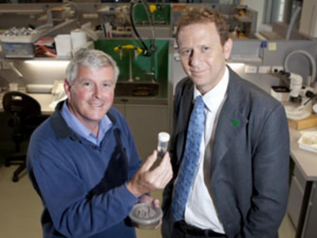UC freshwater research inspires MP's visit