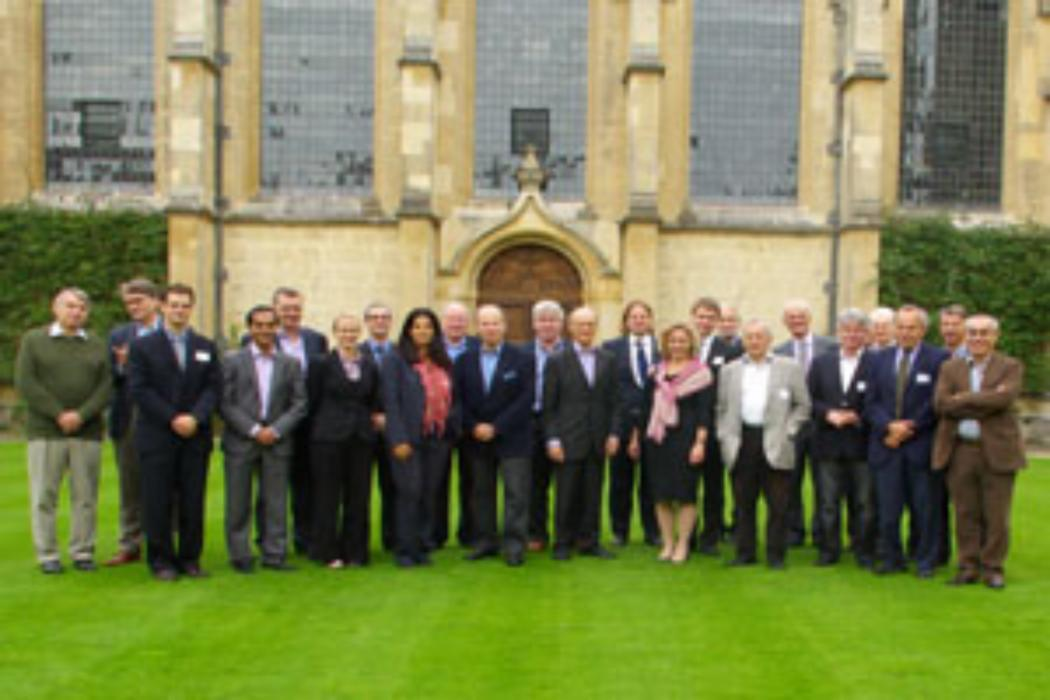UC Law Professor attends prestigious forum at Oxford