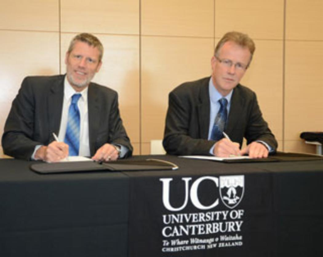 New agreement will lead to wide-ranging collaboration