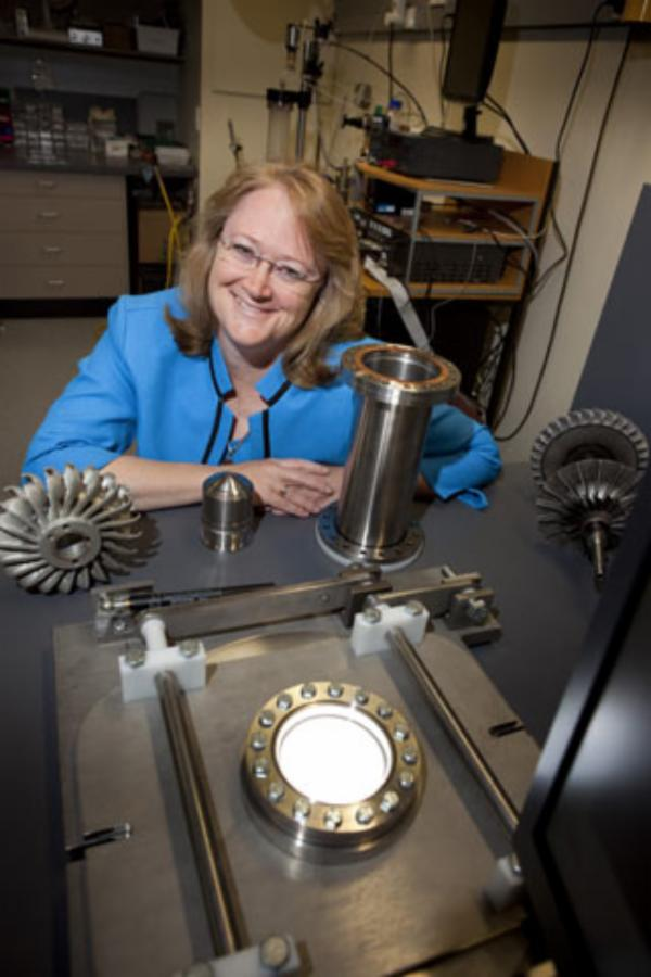NASA interest in UC industrial coating research