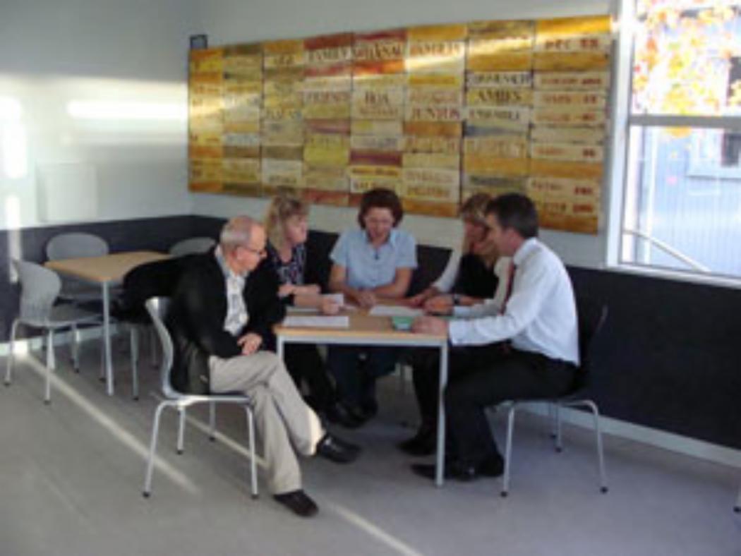 Partnership to enhance teaching skills