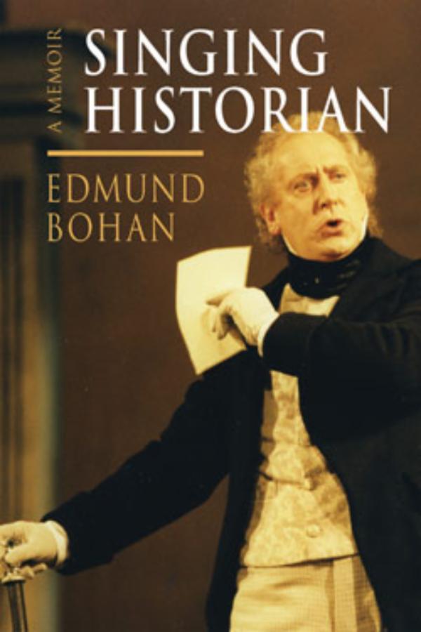 Singing historian tells all
