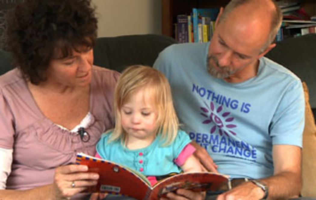 Help for parents of children with special needs