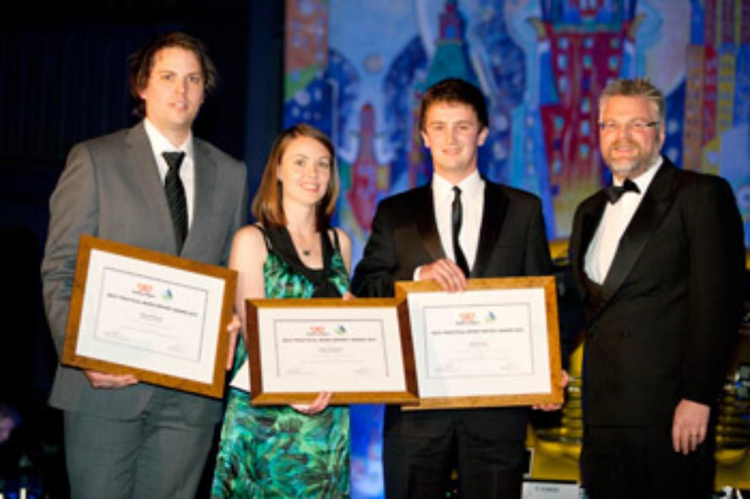 Awards for UC engineering students