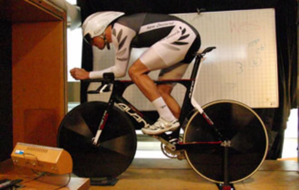 UC PhD student designs Olympic racing suits