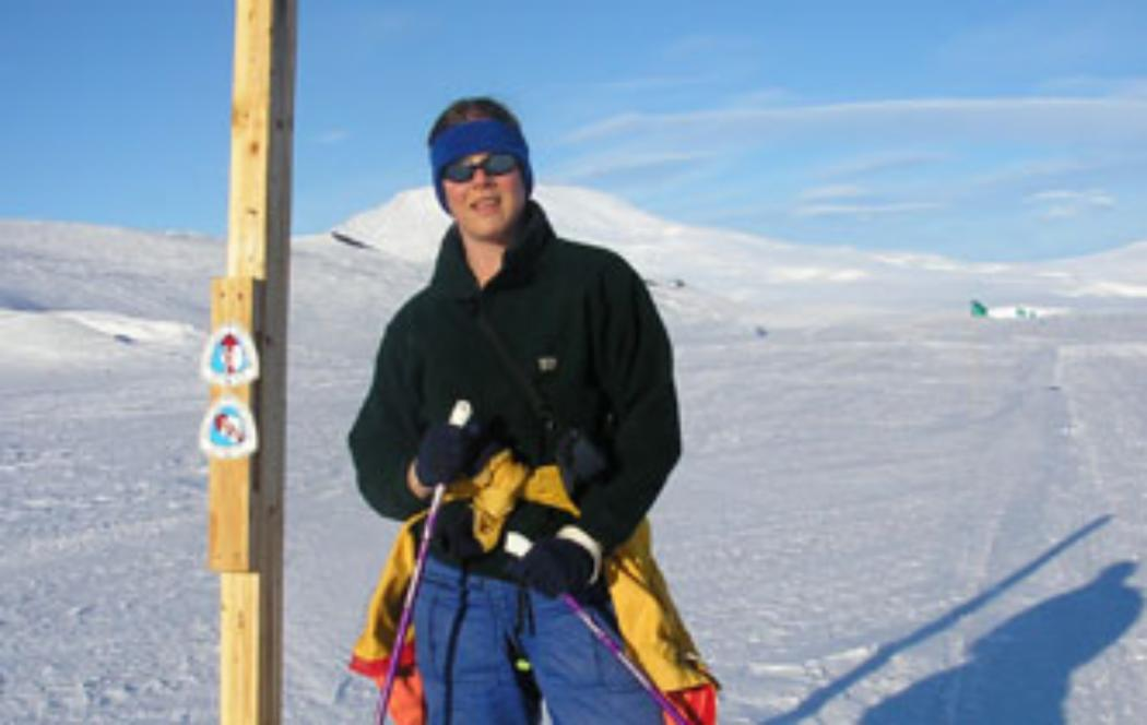 Human footprint poses risk to frozen continent