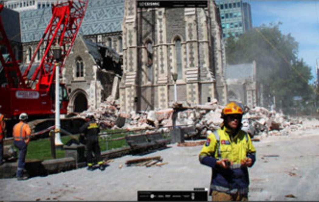 QuakeStudies digital archive launched