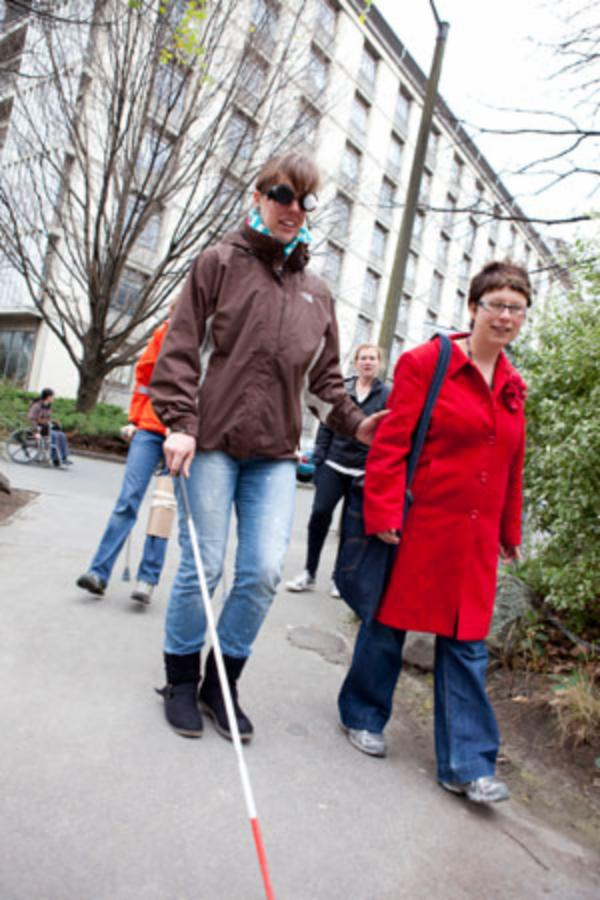 Negotiating footpaths is tough for disabled Kiwis