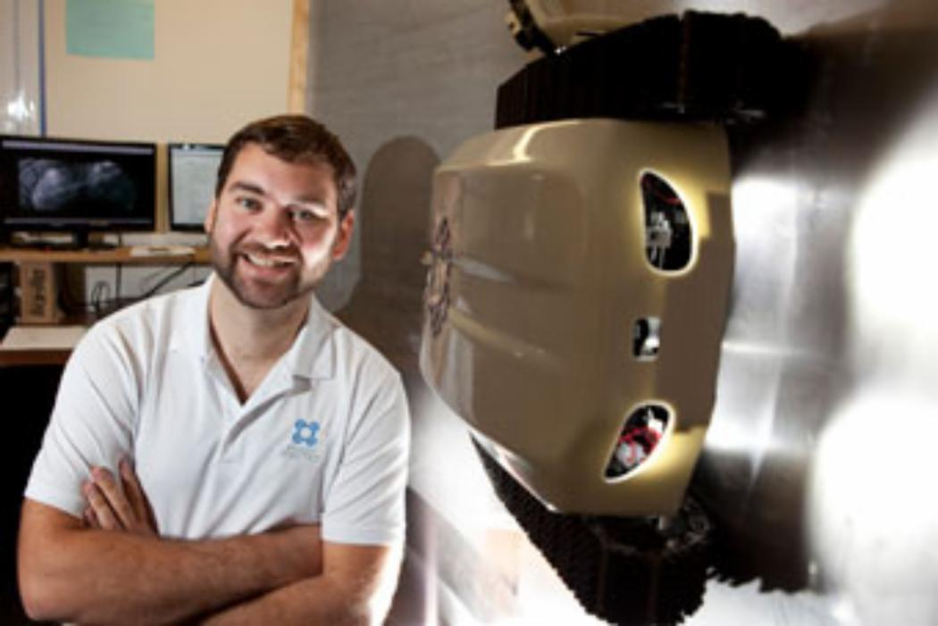 Champion award for UC-born robot company