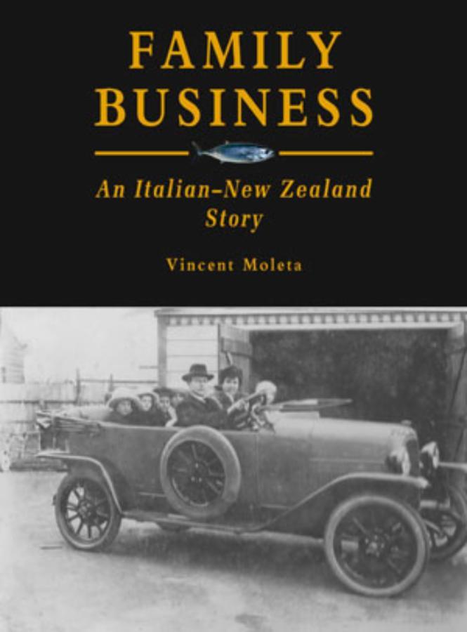Family story sheds light on NZ's Italian links