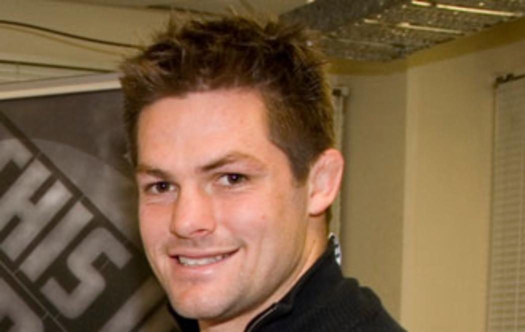 How will Richie McCaw cope away for six months?
