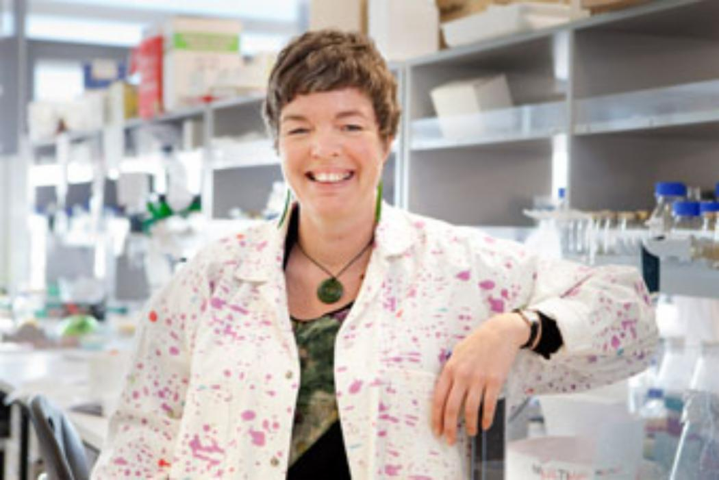 Scientist honoured by NZ Royal Society