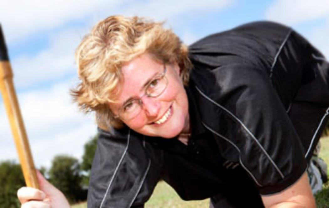 UC researcher wins women's world croquet title