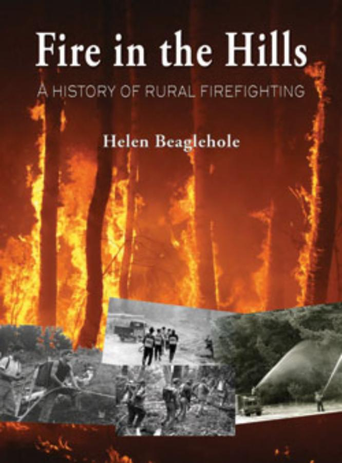 Blazing a trail through fire-fighting history