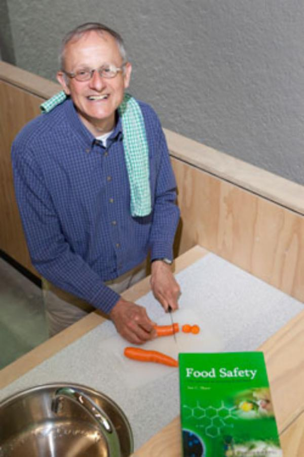 Food safety under the microscope
