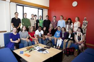 Inaugural UC Arts Scholars named