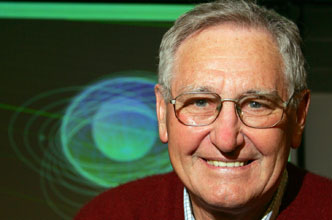 UC's Roy Kerr awarded Einstein Medal