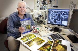Scientist's images almost jump off the page