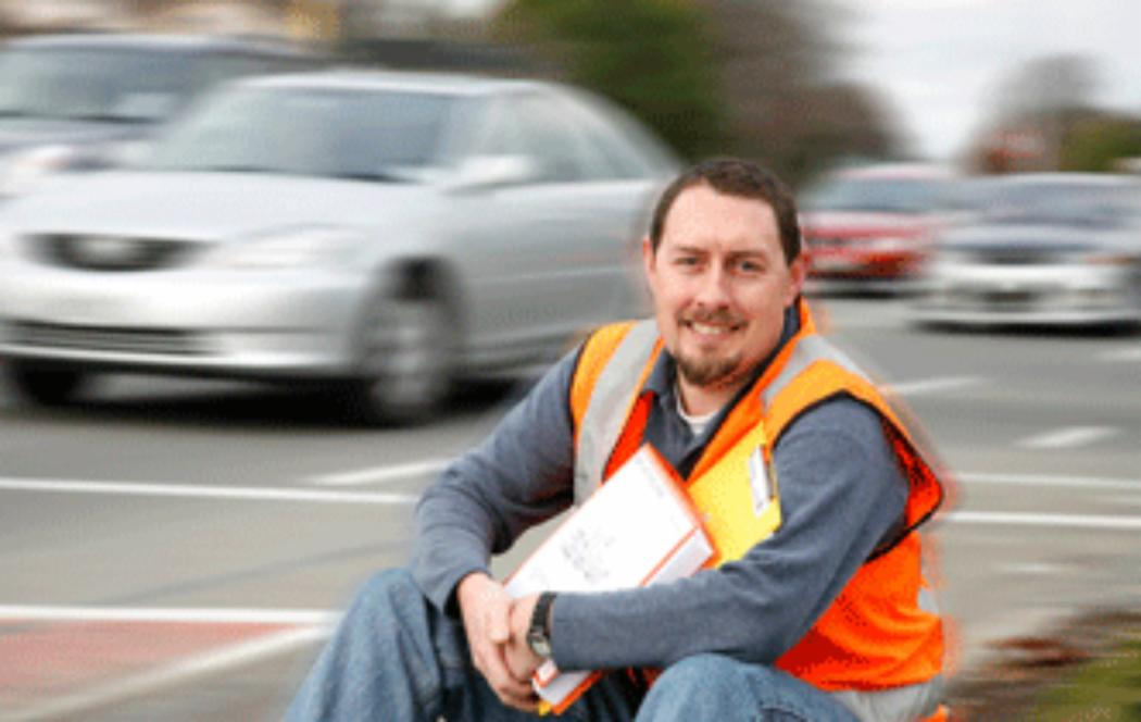 Research to help reduce traffic jam disruption