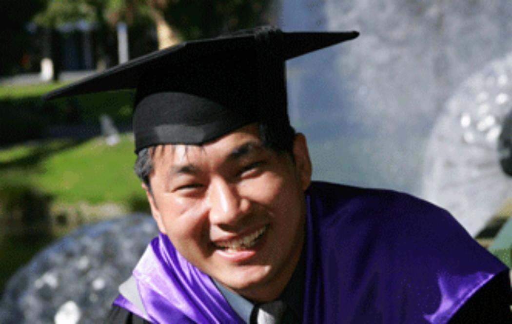 UC graduate a global leader
