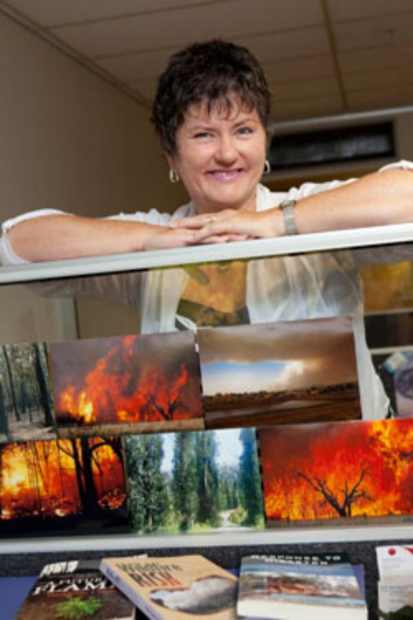 Research helping Australians learn from bush fires