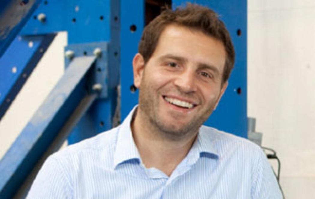 UC engineer wins quake award