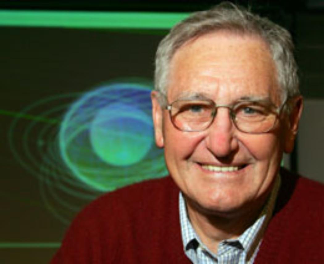 Kerr heads to Europe to receive Einstein Medal