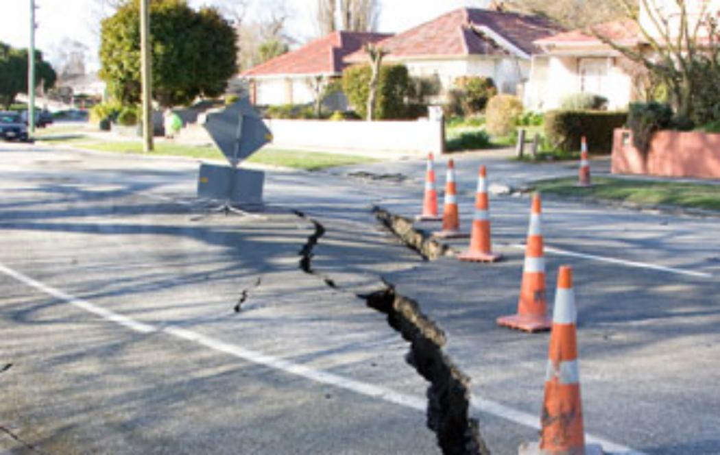 Major collection of earthquake stories to go live