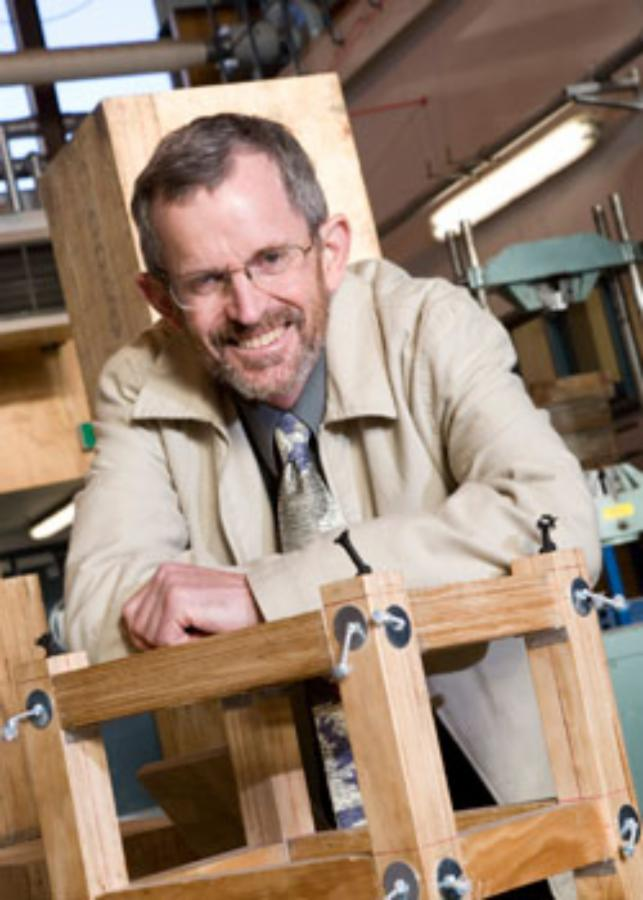 UC engineer wins NZ architect's president's award