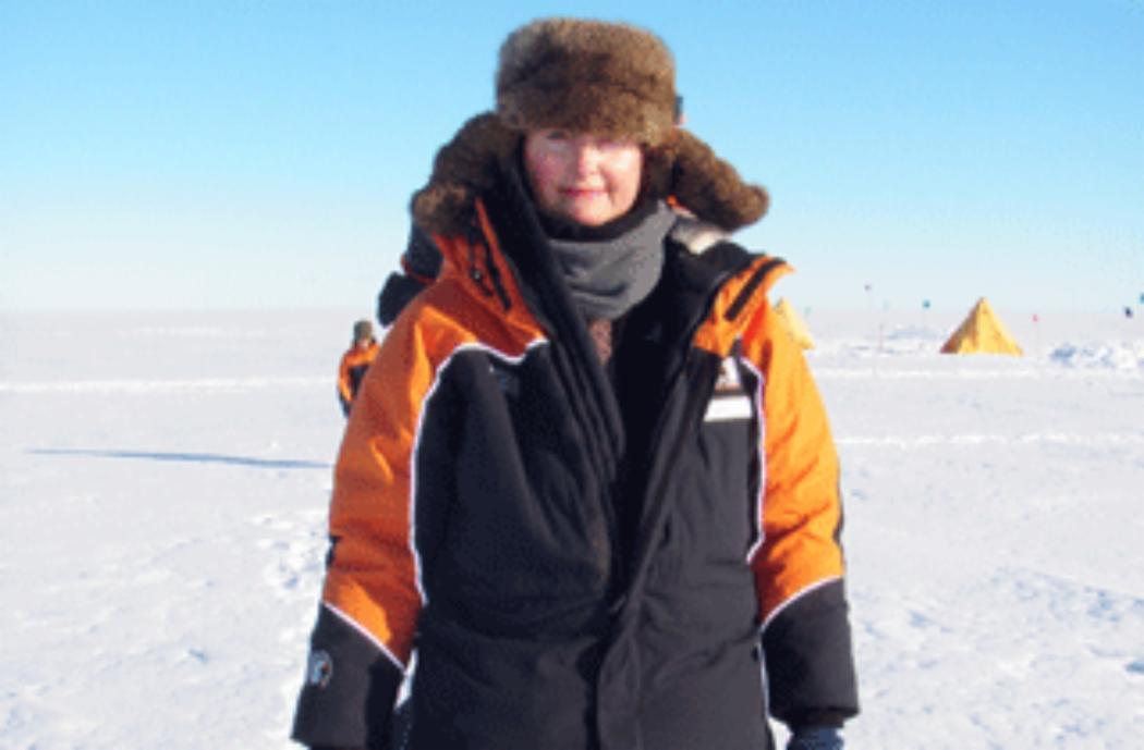 Fellowship to study China's polar interests