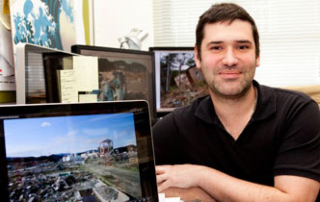 UC researcher to become 'part-time Indy Jones'