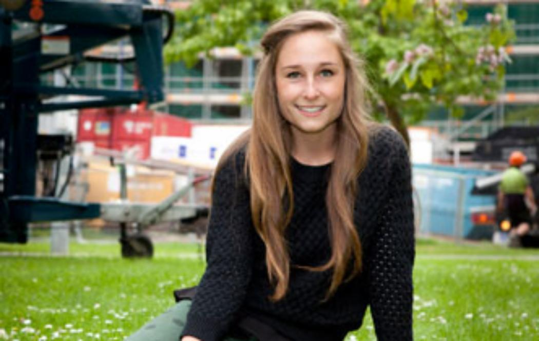 UC students transform part of CBD